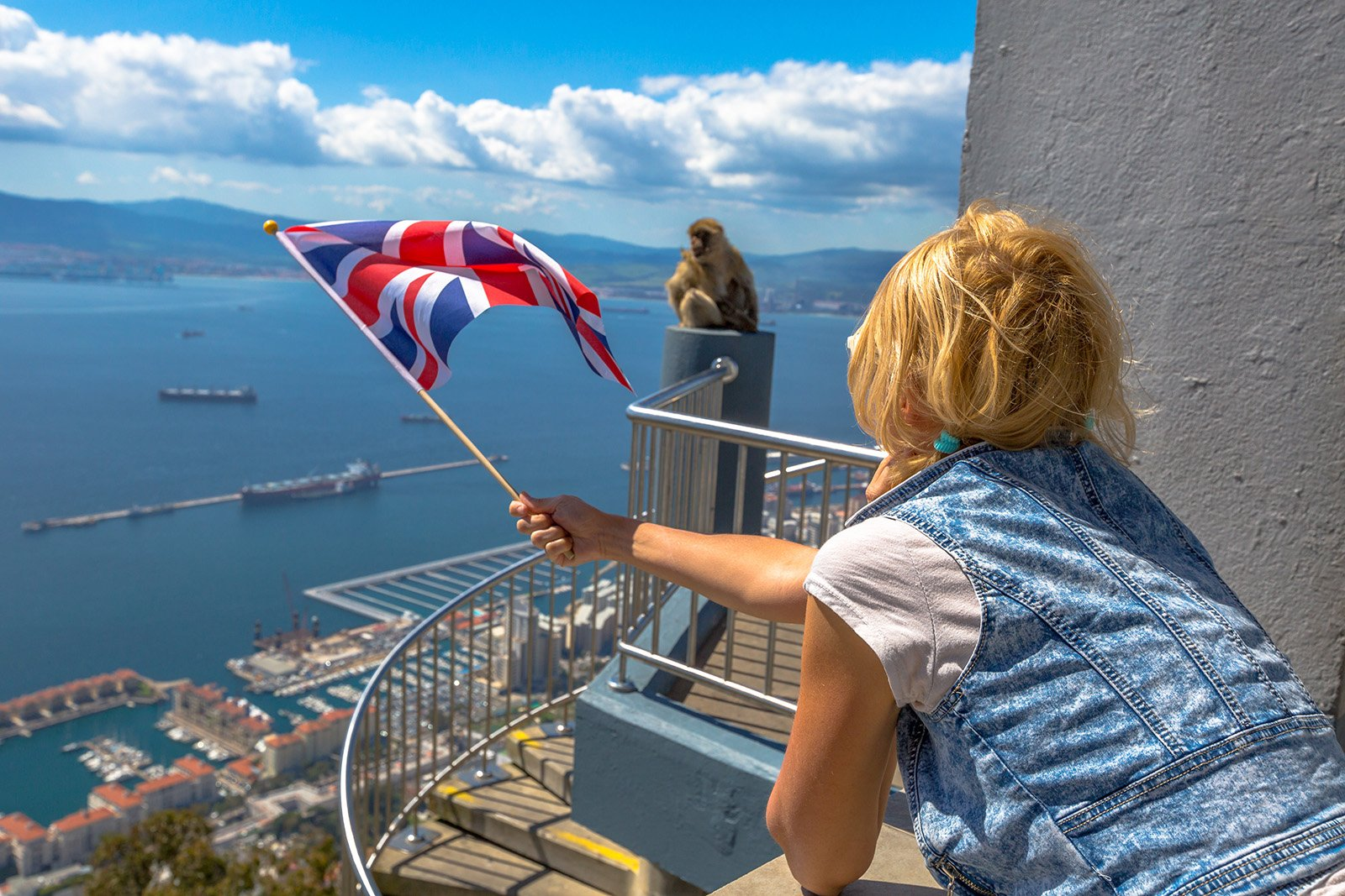 Why is Gibraltar British © Benny Marty, shutterstock