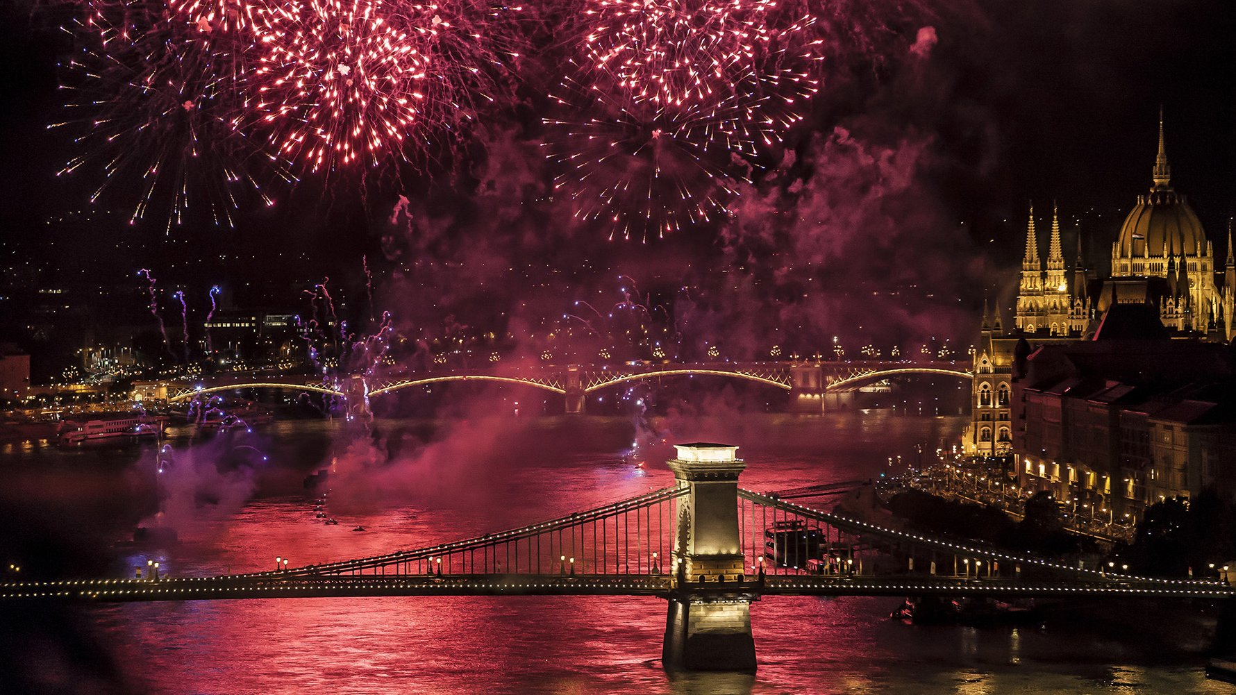 New Years Eve 2020 in Budapest Hungary, City Guide