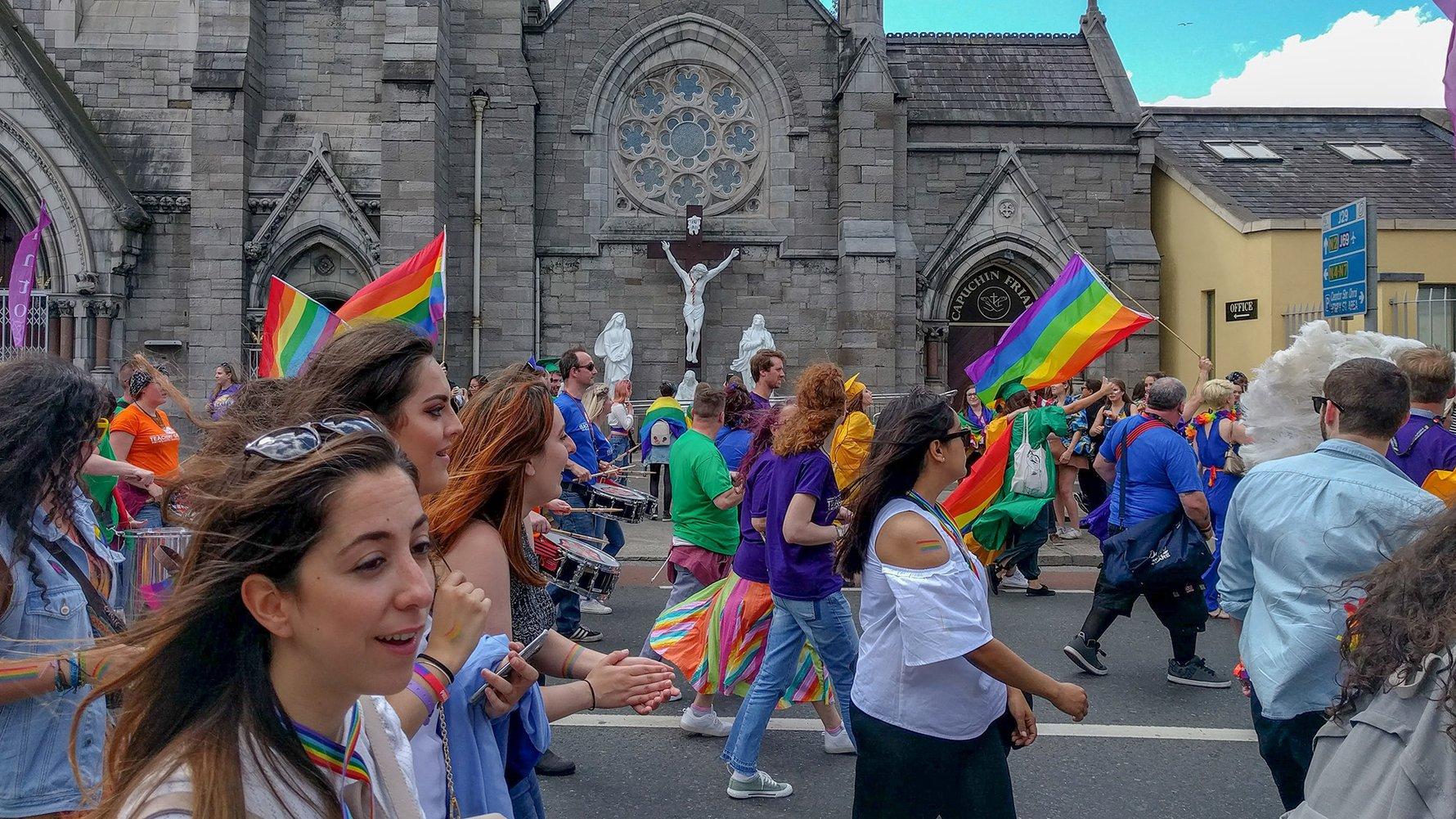 © Ranieri Pieper Shutterstock.com Dublin gay pride