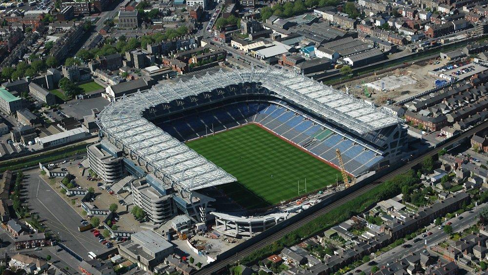 © Robbie Howlett Flickr.com Croke Park Stadium