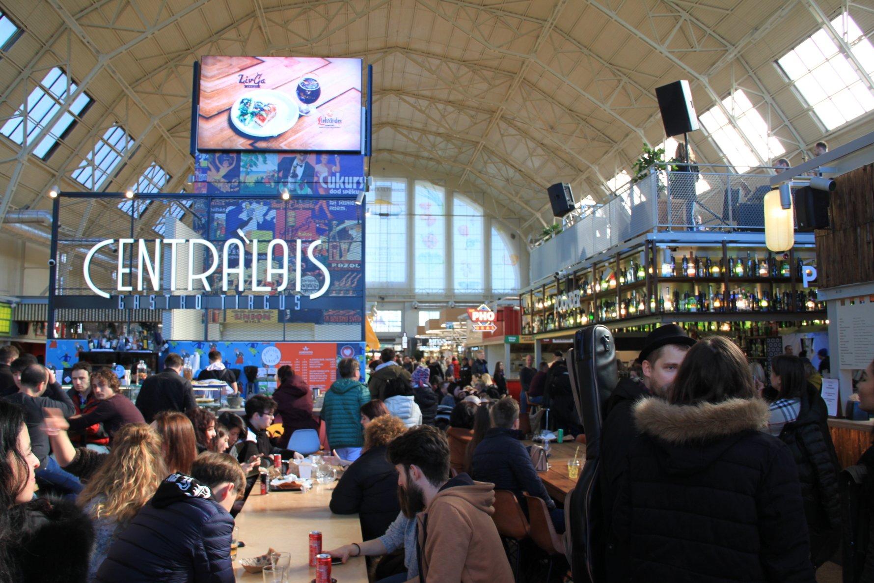 Central Market Grocery Pavilion