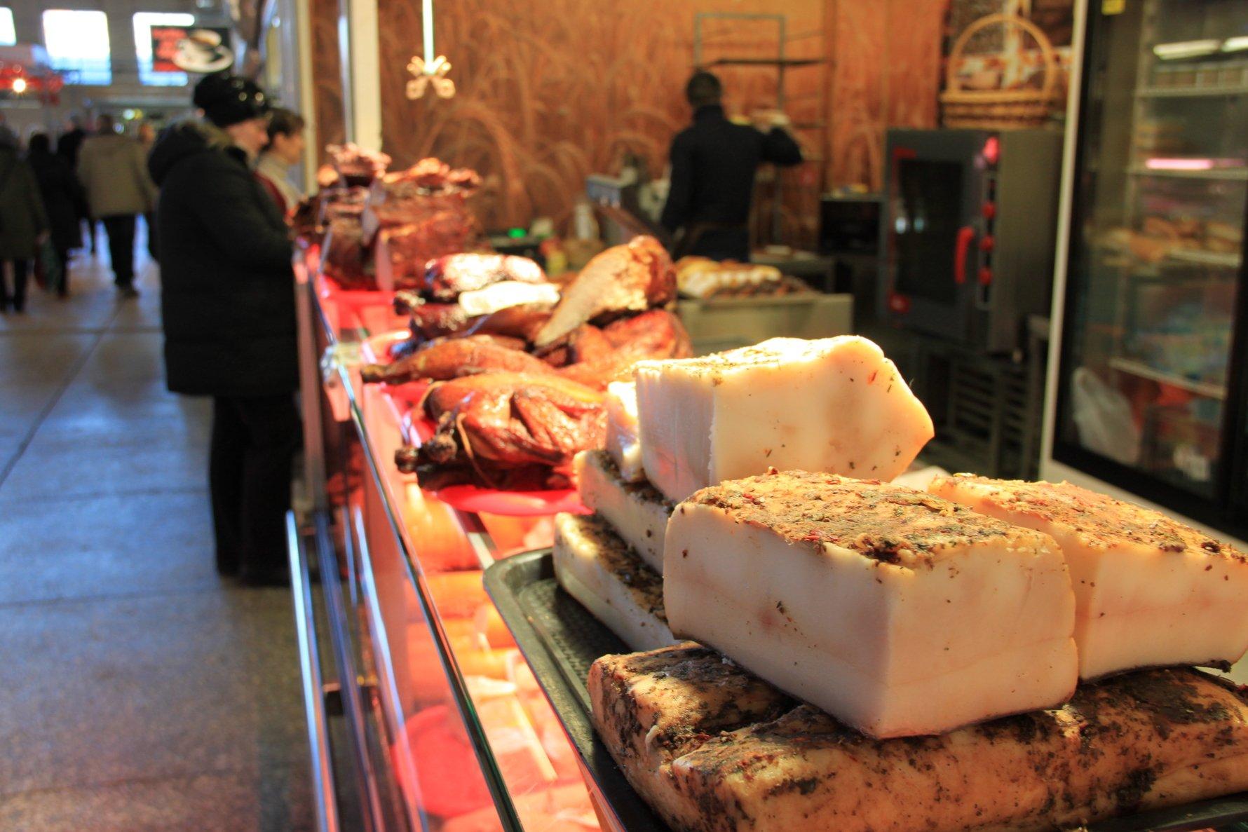 Central Market Meat Pavilion