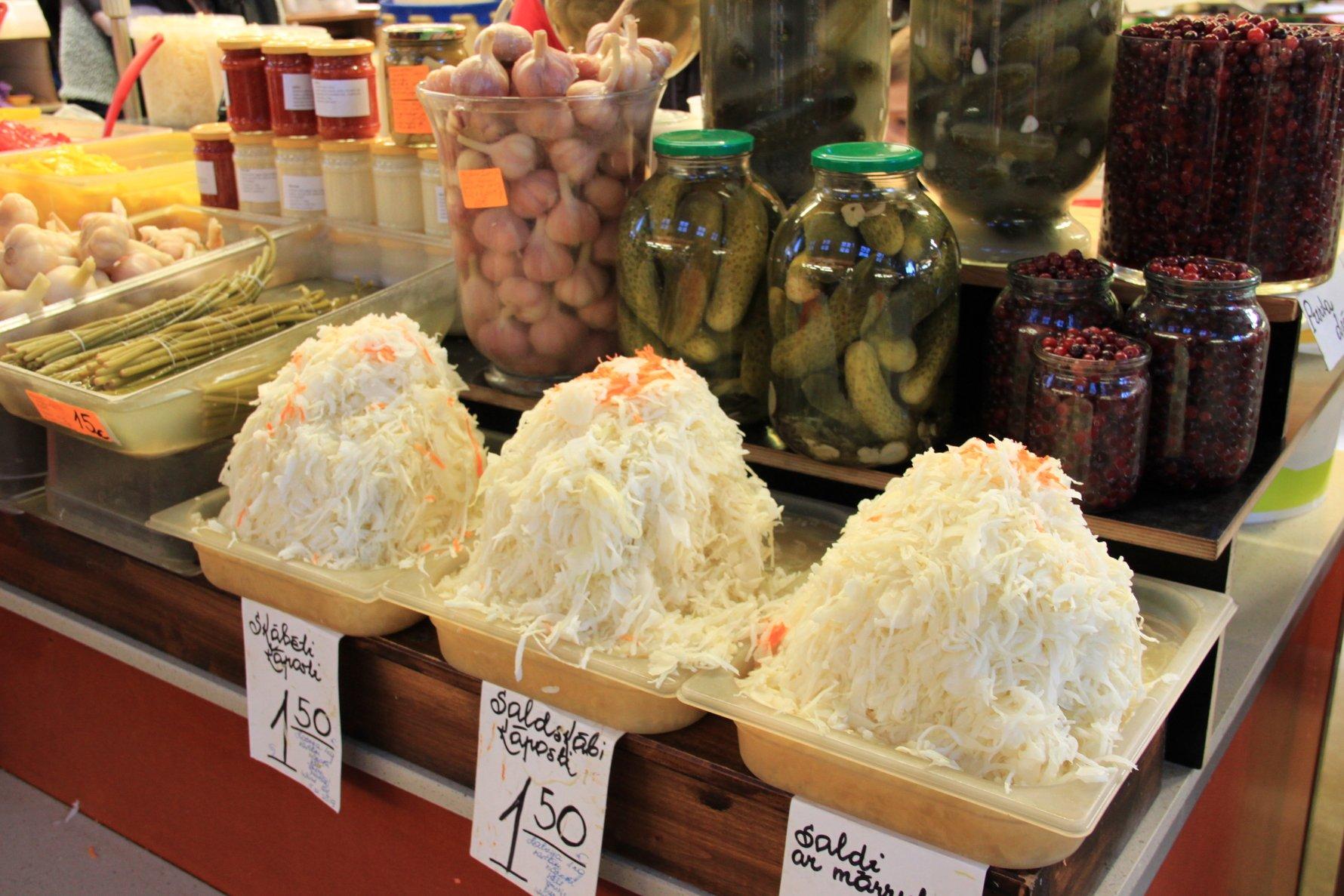 Central Market Vegetable Pavilion