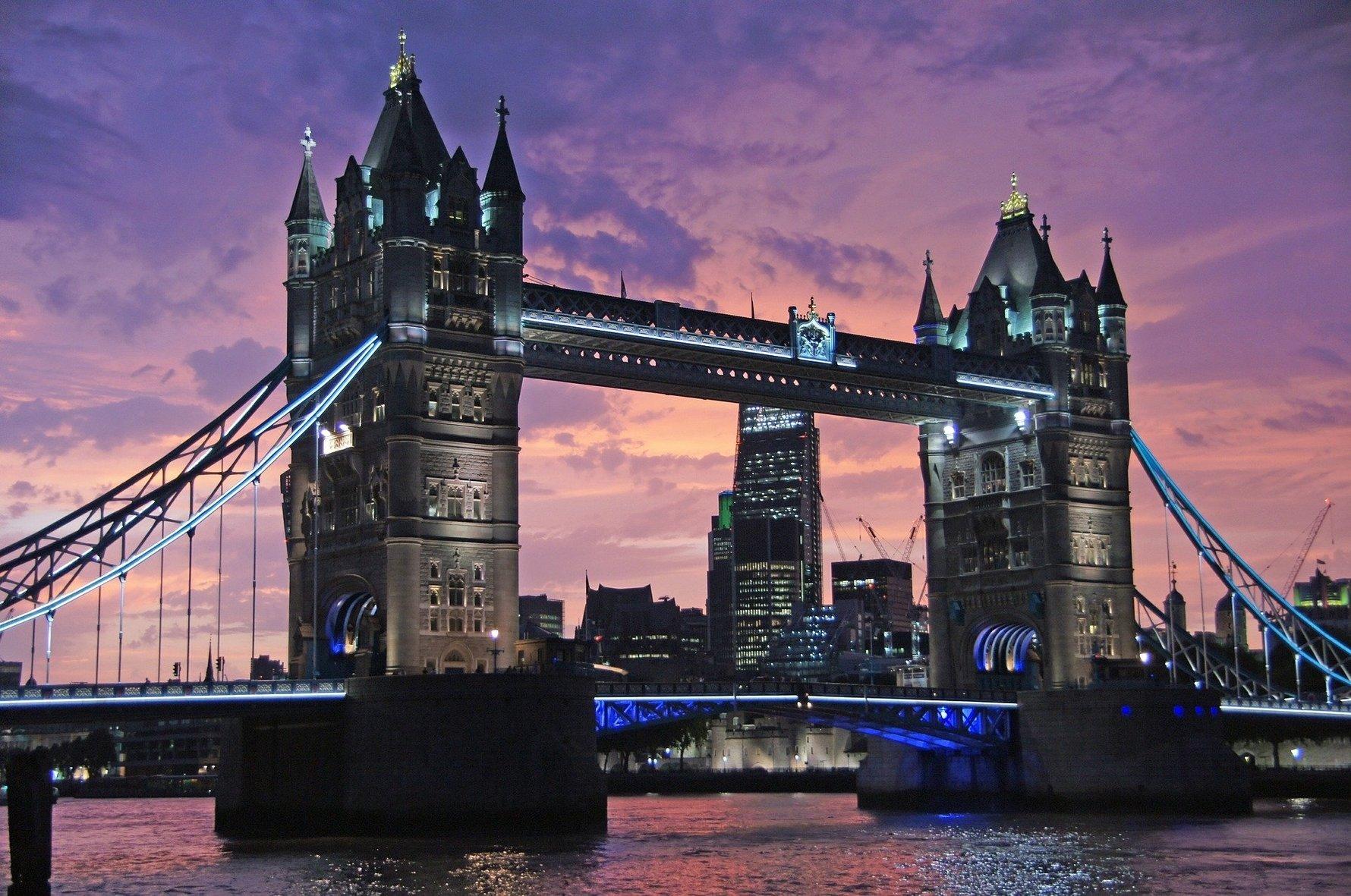 Top Gambling Destinations in the World - London UK © E. Dichtl, Pixabay