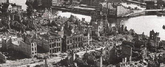 Danzig, 1945