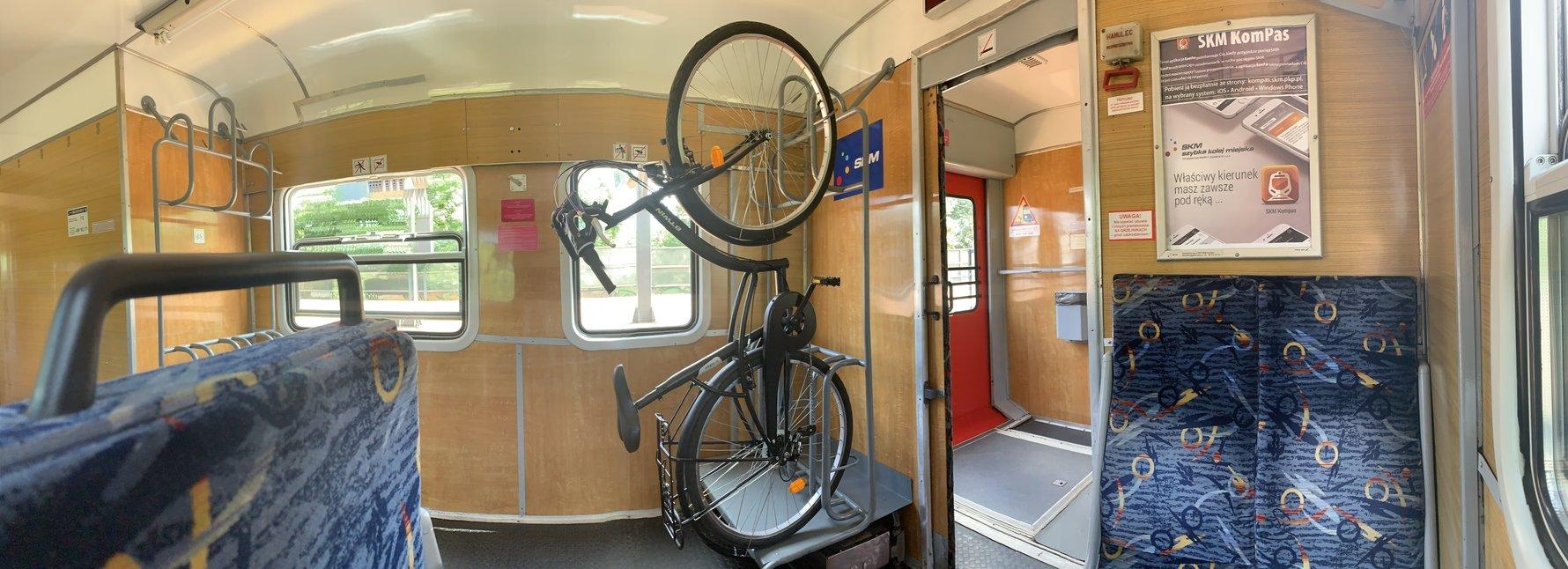 Bike on SKM