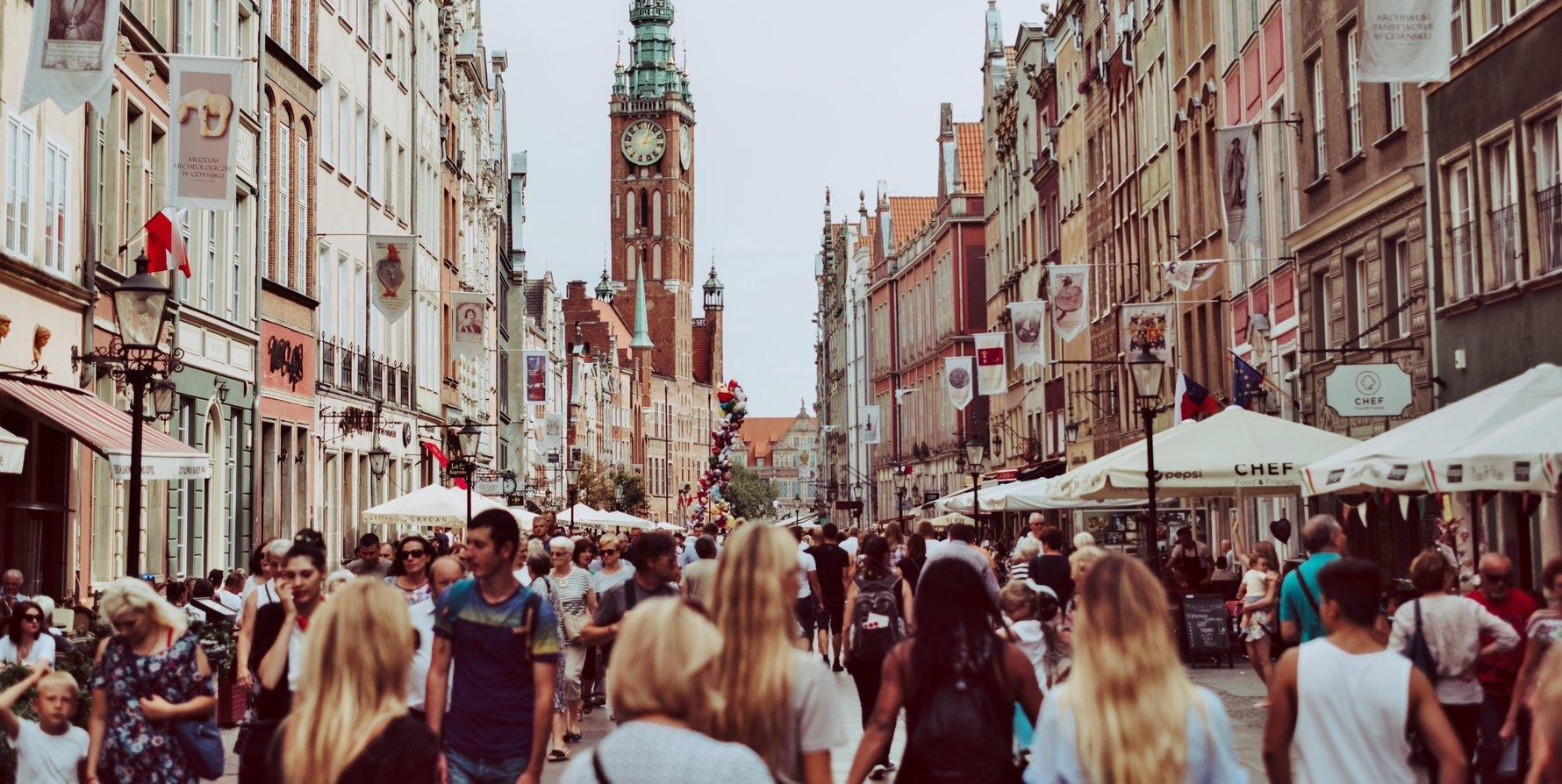 Długi Targ, Gdańsk Old Town