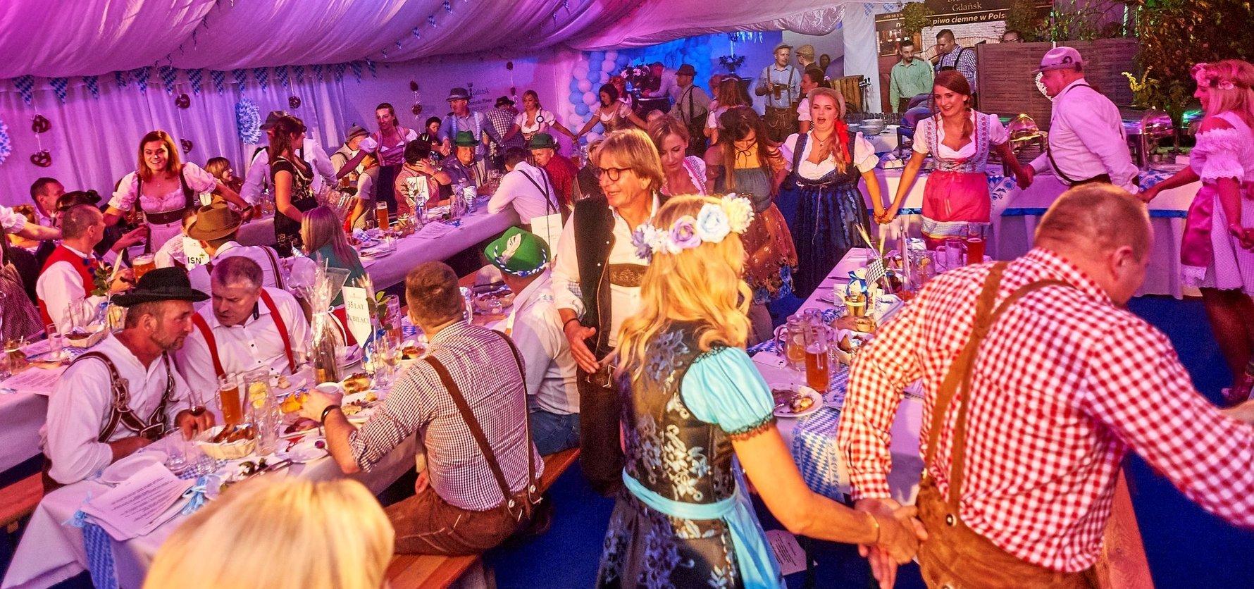 Oktoberfest in Gdańsk, Brovarnia