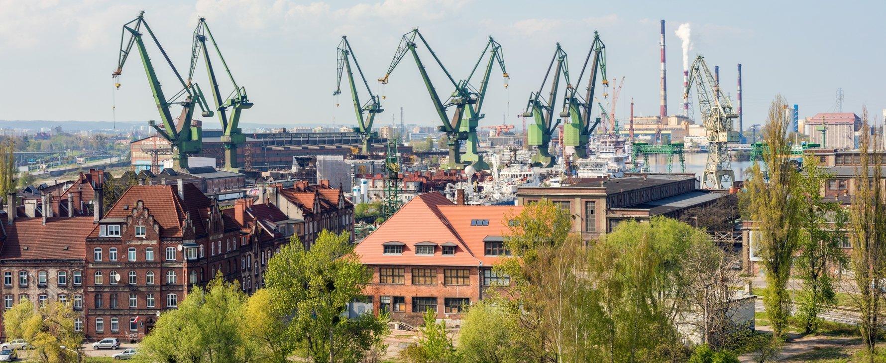 Gdańsk Shipyards