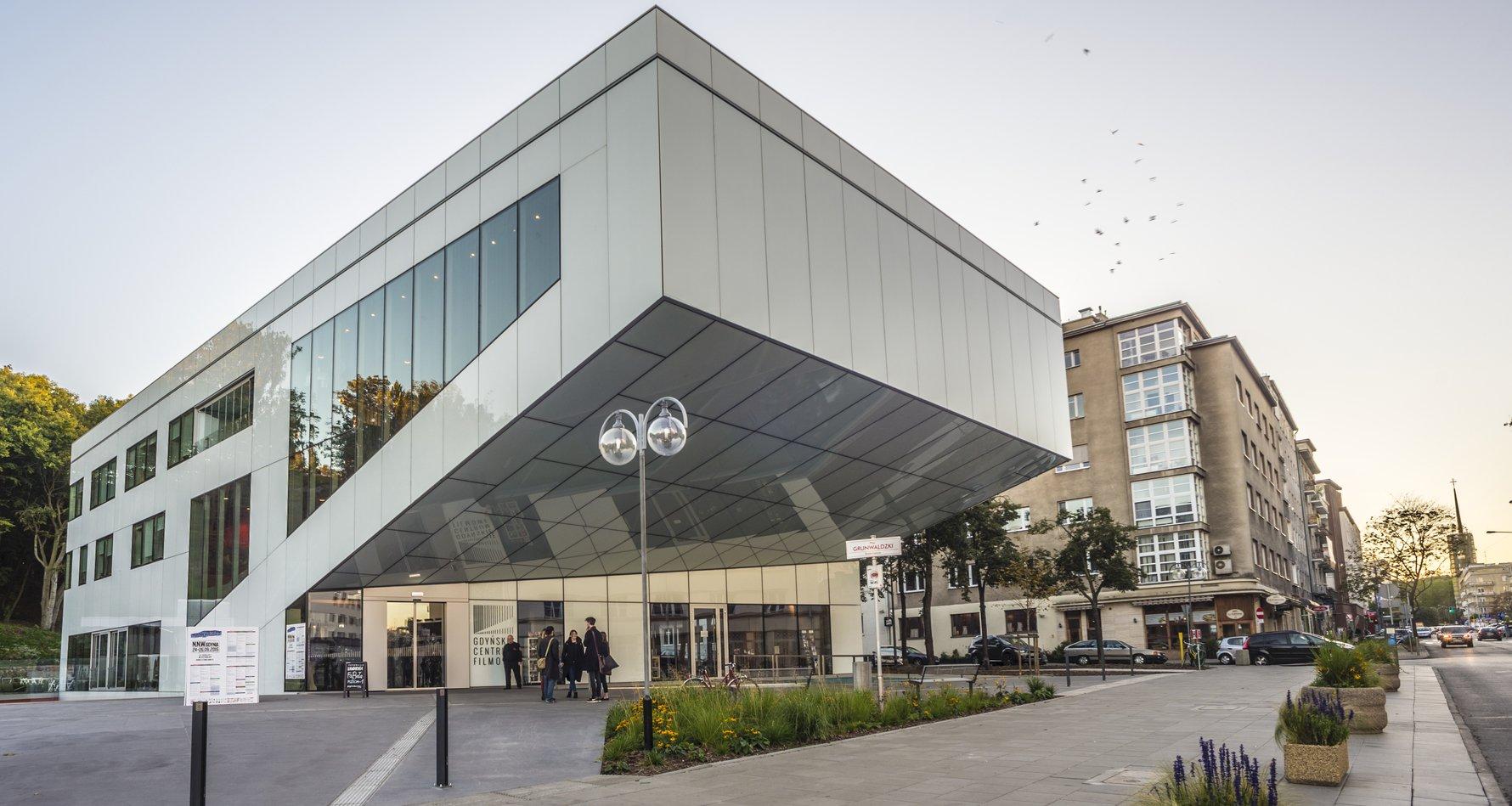 Centrum Riviera, Gdynia