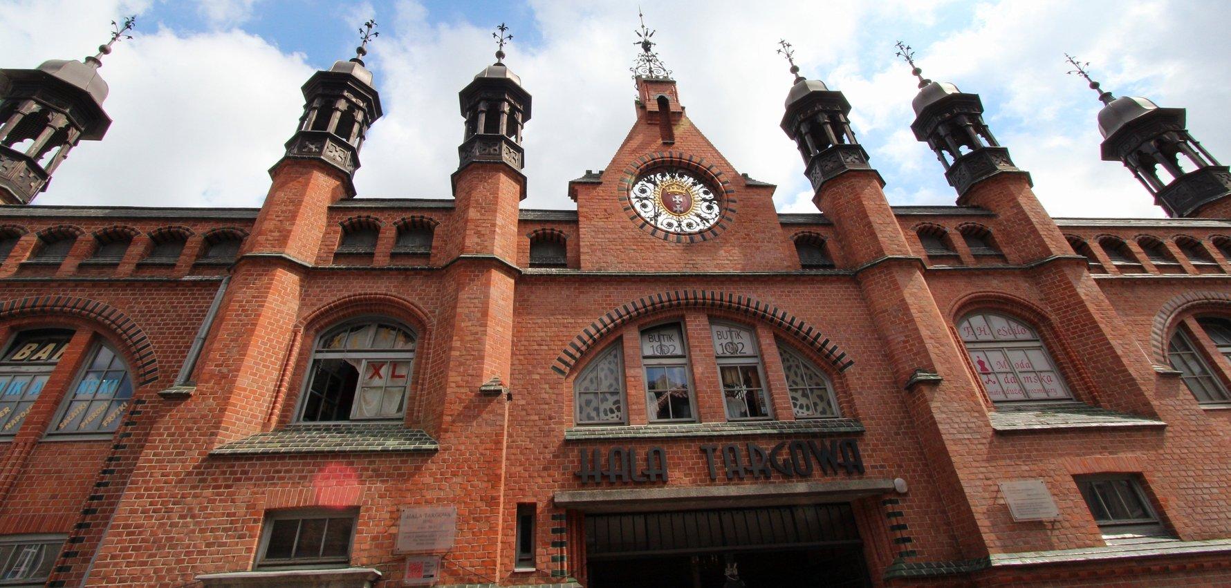 Hala Targowa, Gdańsk