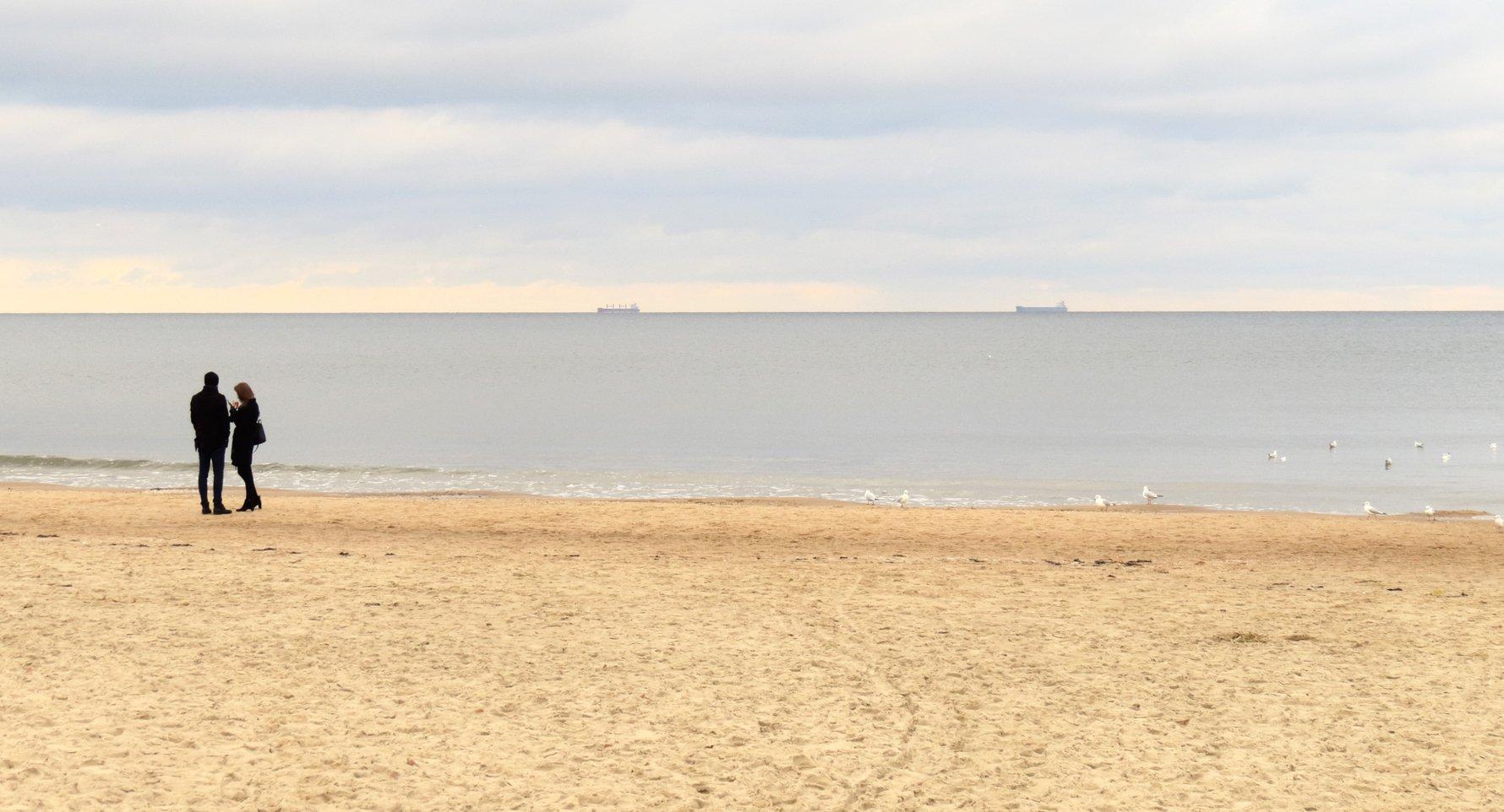 Jelitkowo Beach, Gdańsk