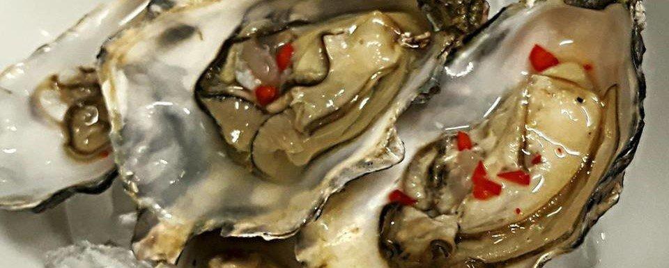 Lobster Restaurant Oliwa Oysters