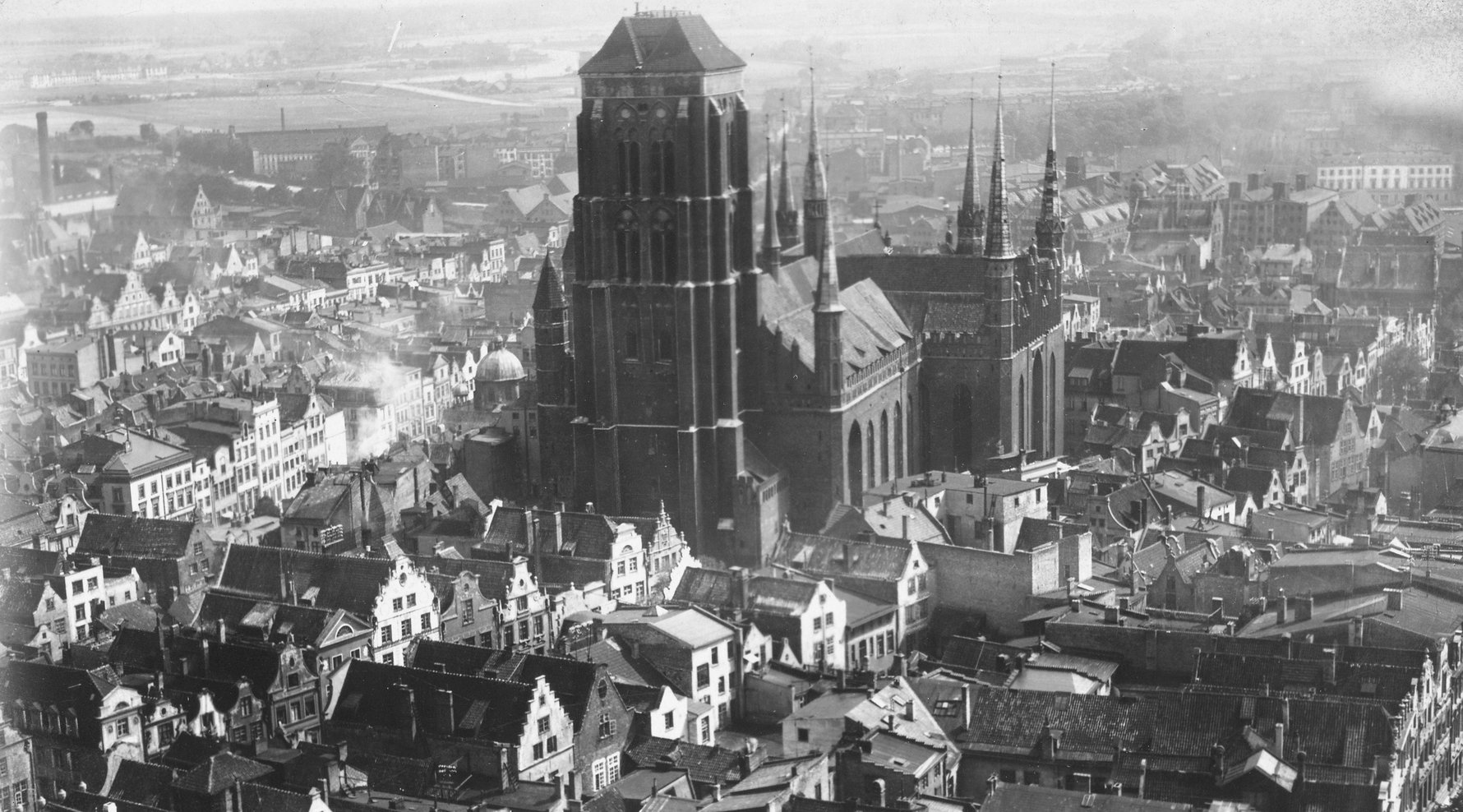 What was the Free City of Danzig?