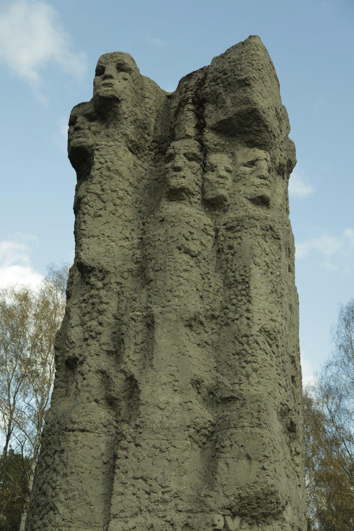 Stutthof Obelisk Memorial