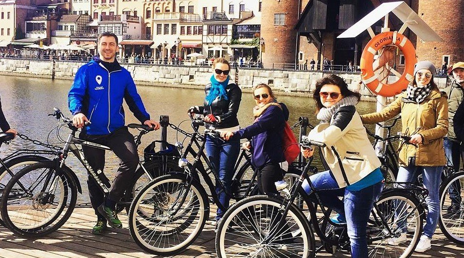 Poland By Locals Gdańsk Guided Bike Tours