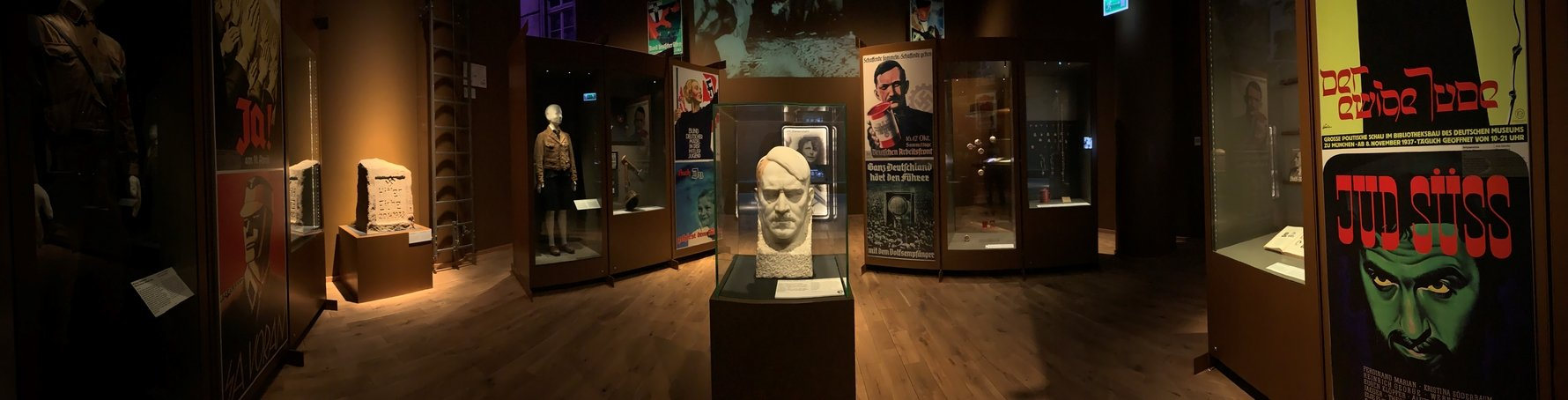 WWII Museum - Nazism and Anti-Semitism