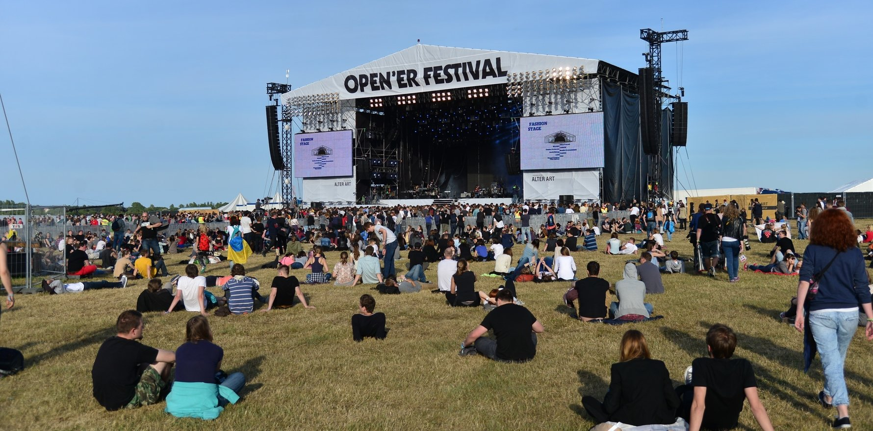 Open'er Festival - Photo By D. Nelke, Courtesy of the City of Gdynia