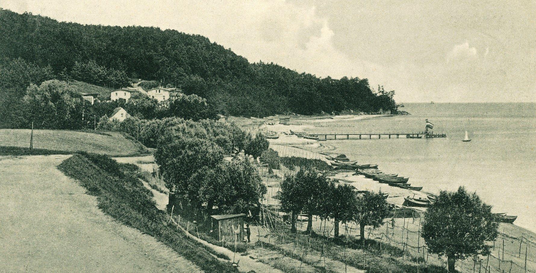 Orłowo Beach 1908
