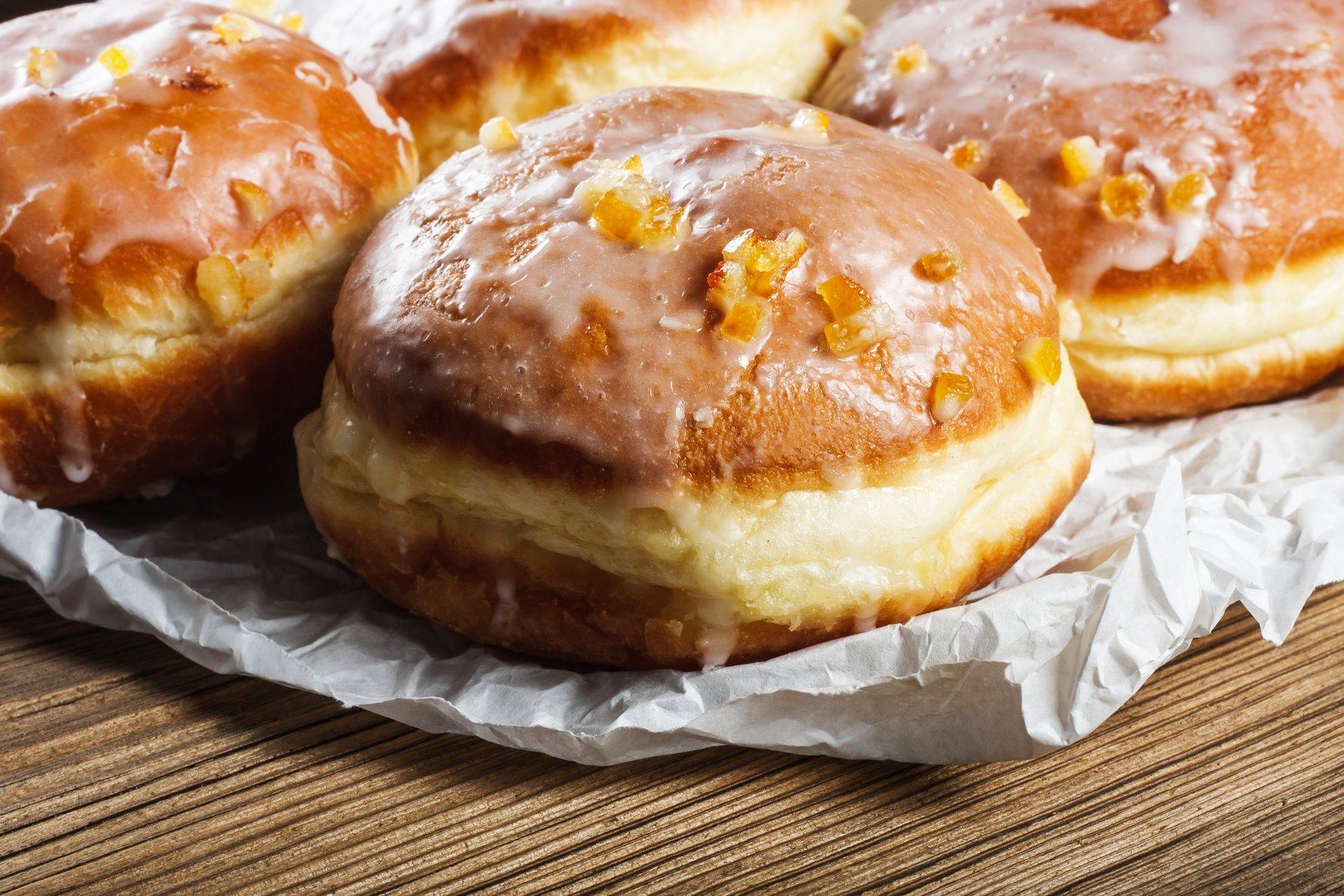 krakow essential eats: paczki