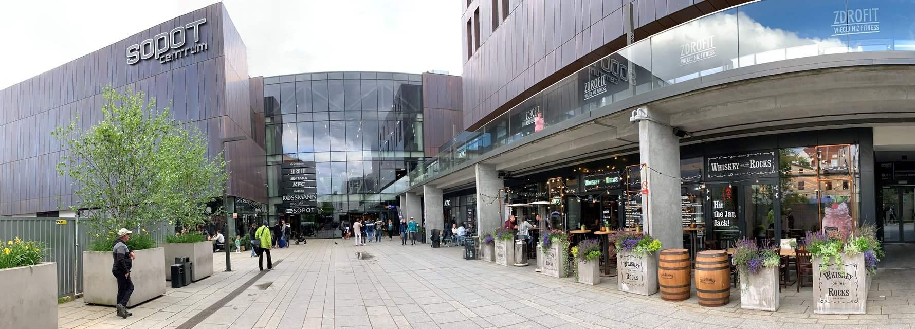 Sopot Centrum Panorama