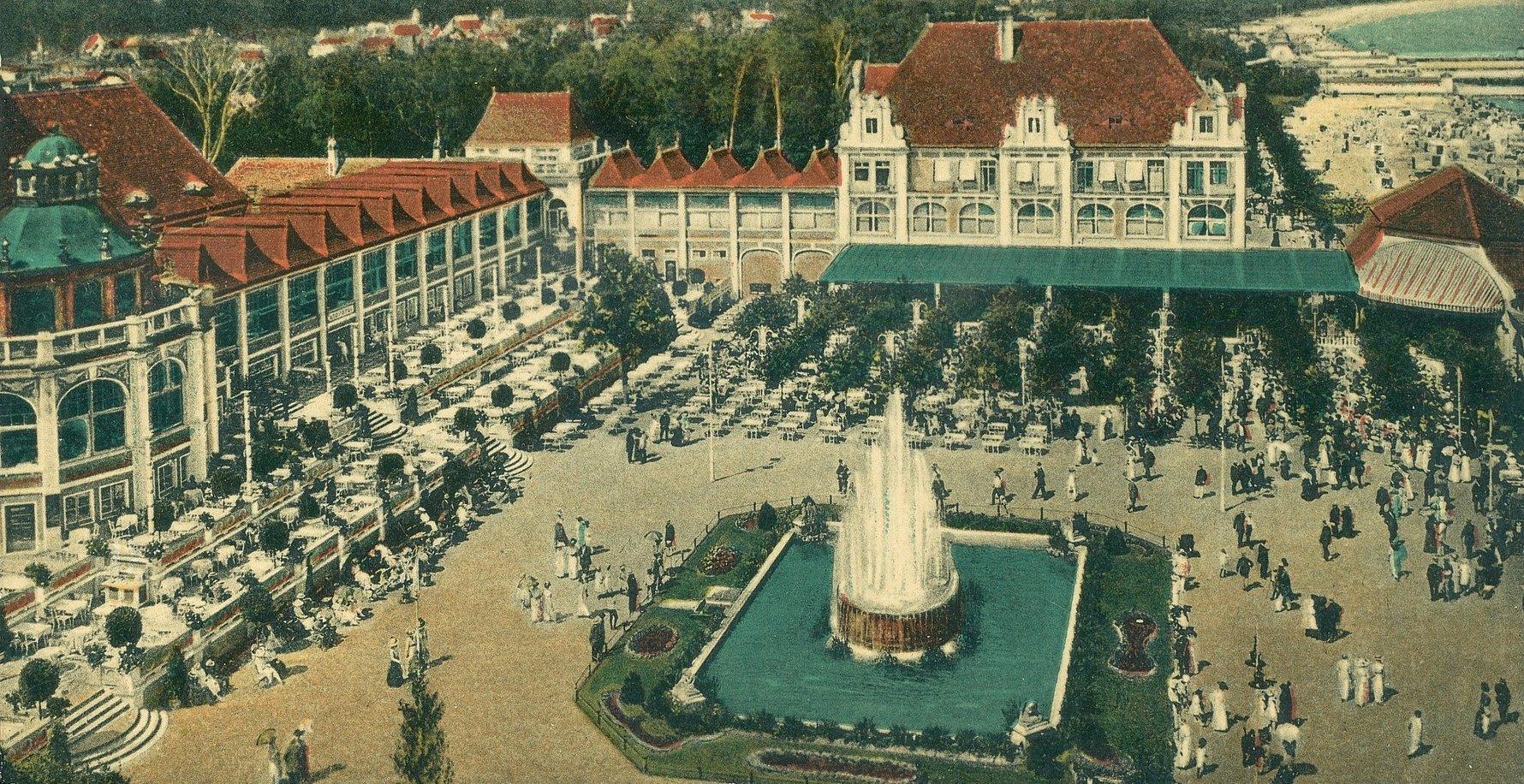 Sopot Spa House, 1916
