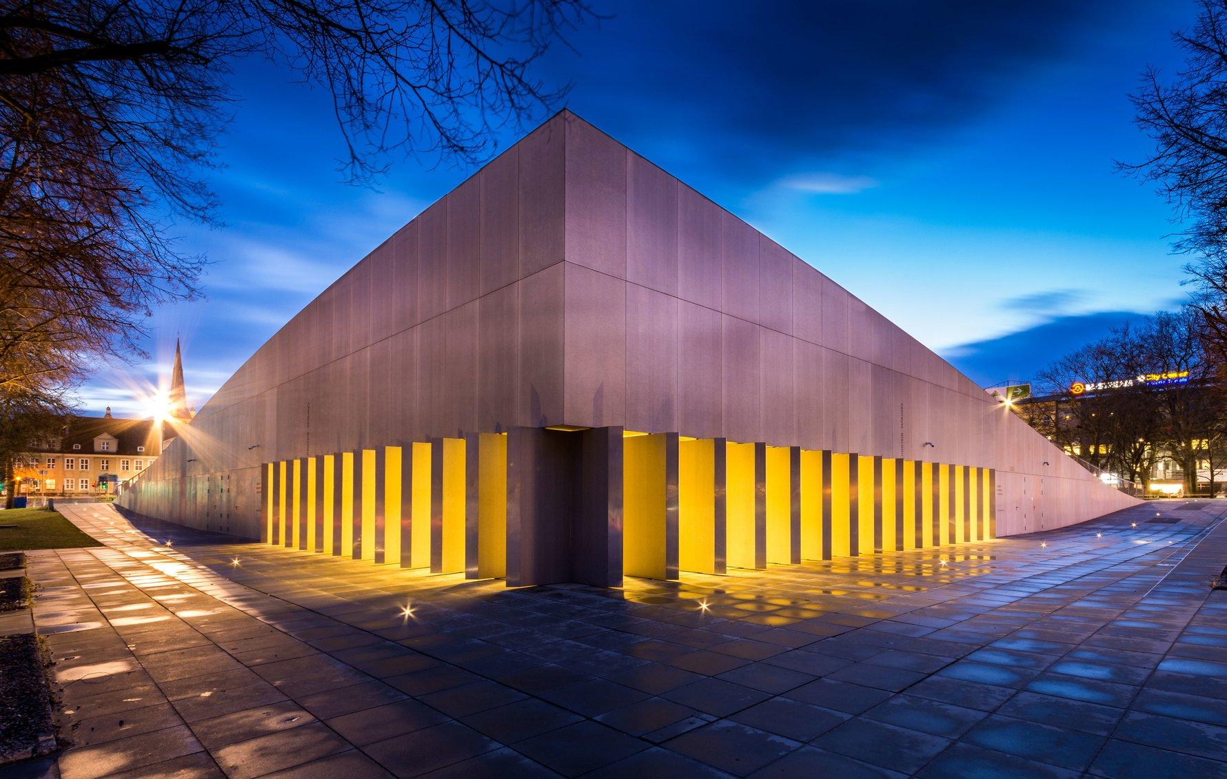 Dialogue Centre 'Upheavals' Szczecin Poland
