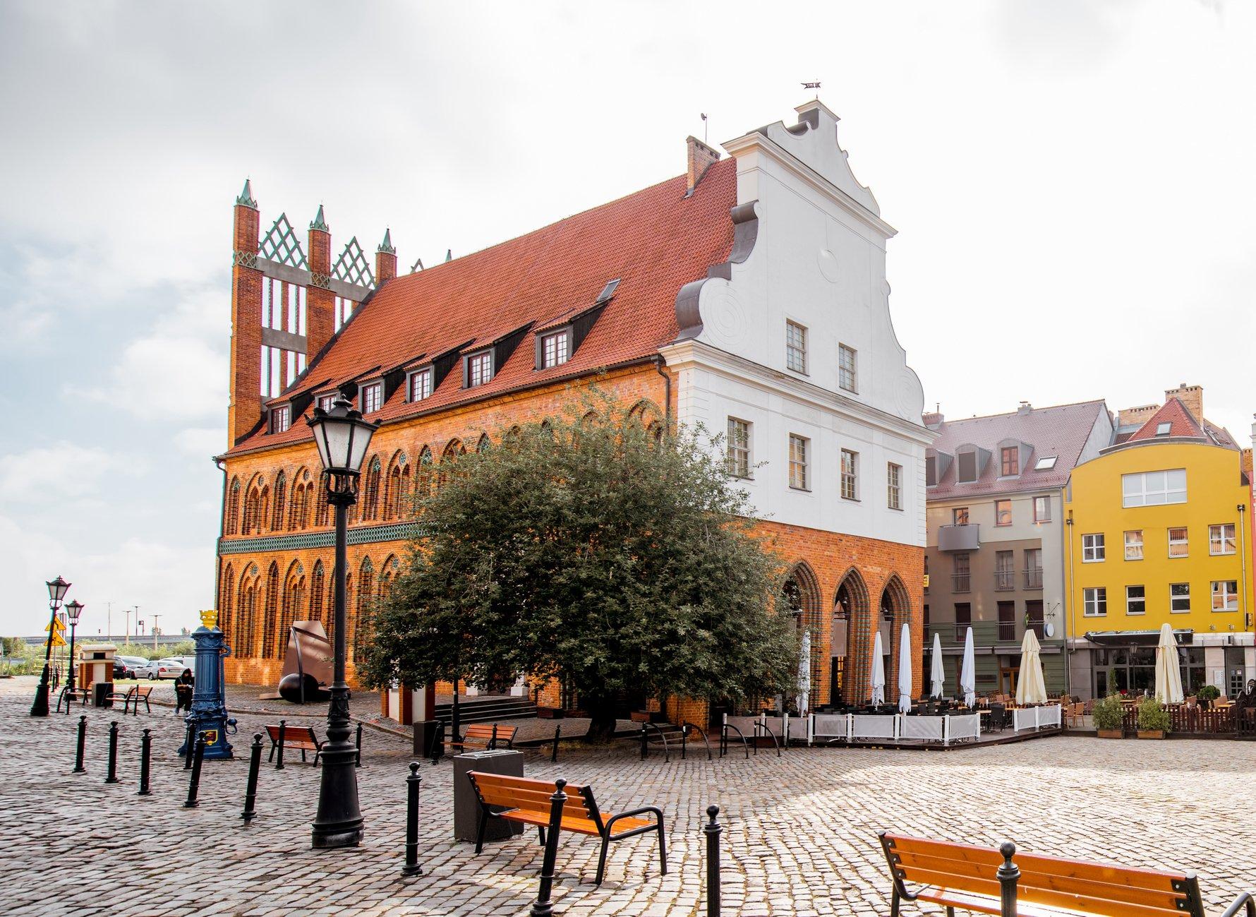Szczecin Town Hall, Szcecin, Poland
