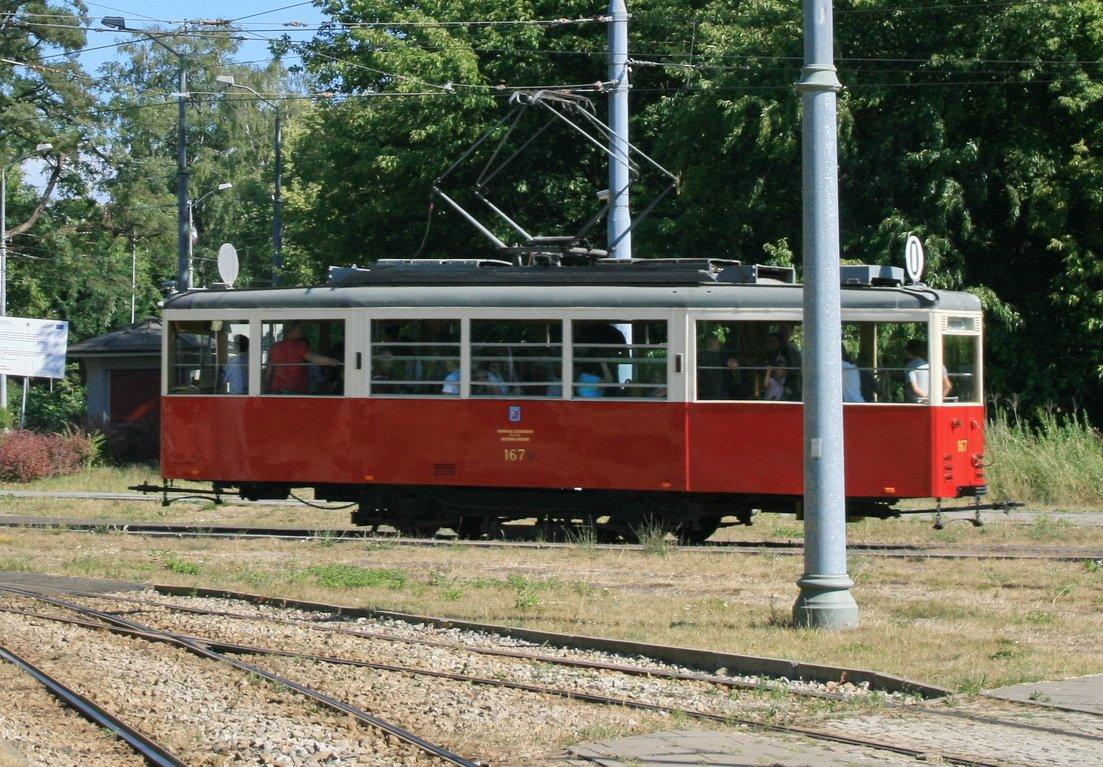 Szczecin Tram Line 0