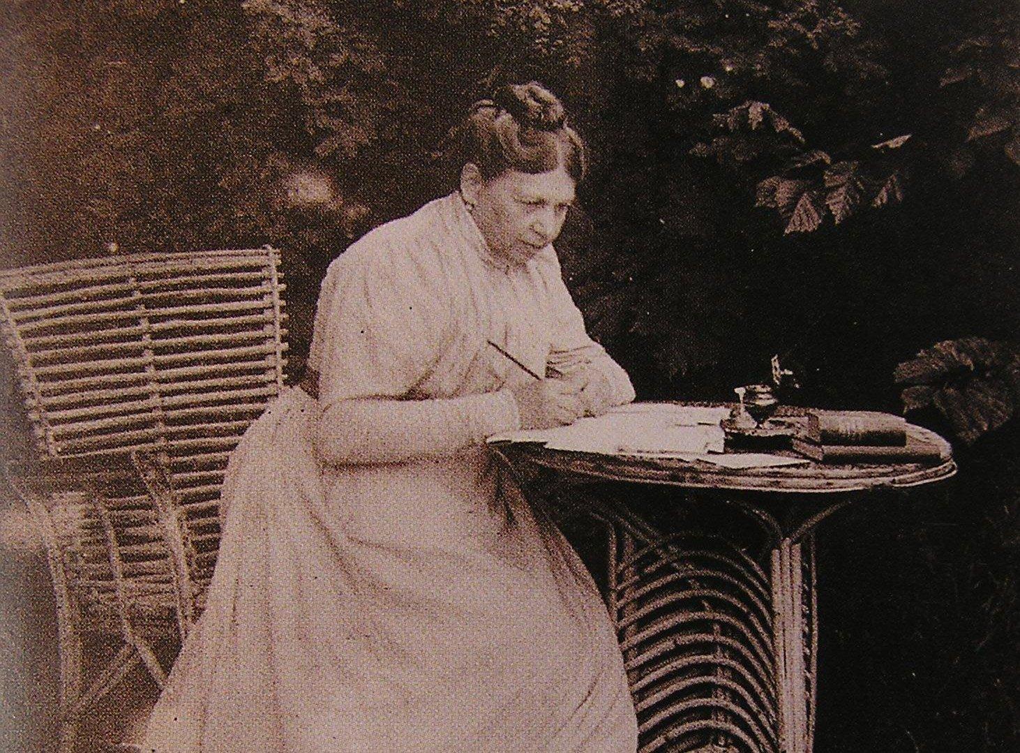 Famous Russian Women, Sophia Tolstaya © Public Domain