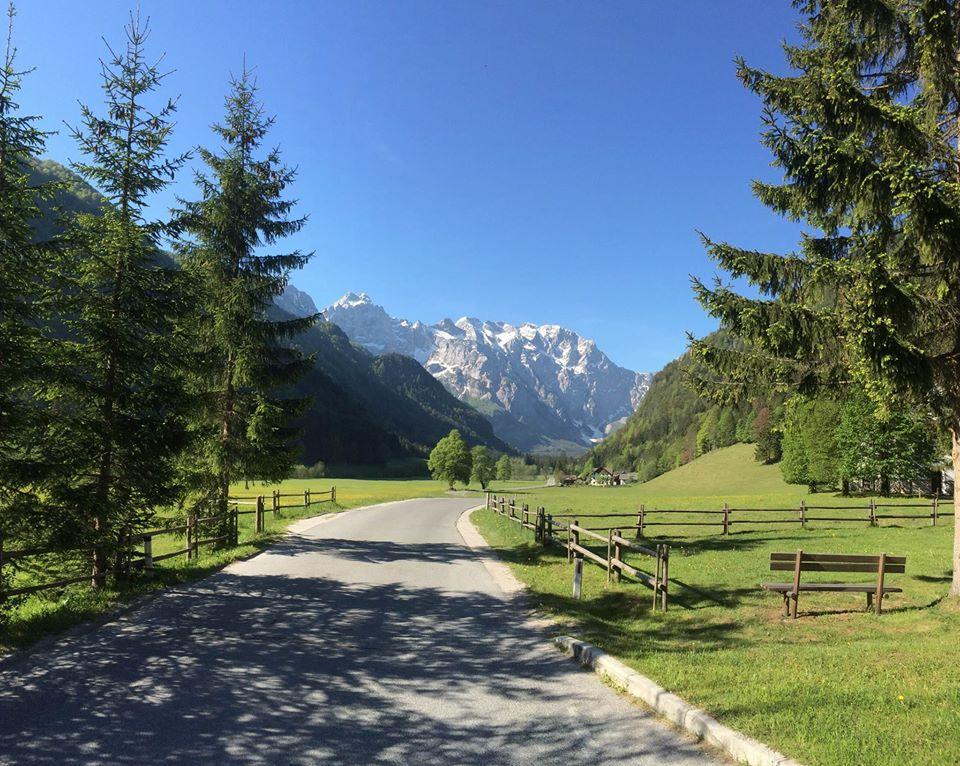 Foto: Krajinski park Logarska dolina