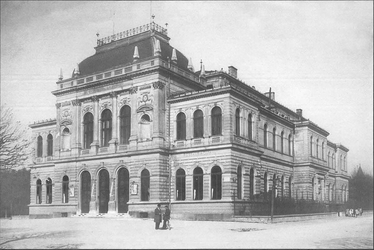 Narodni dom 1925