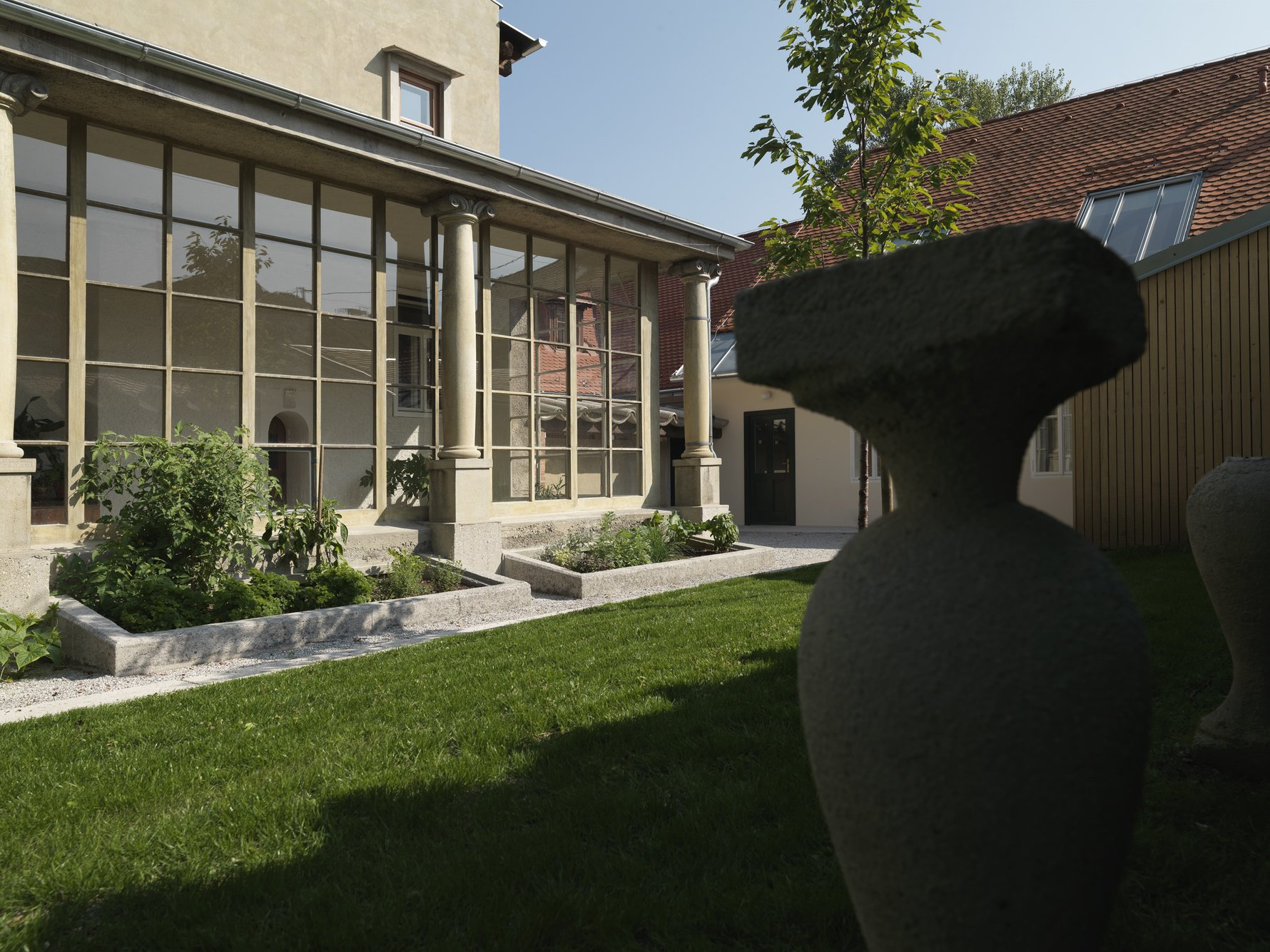 Plečnik house