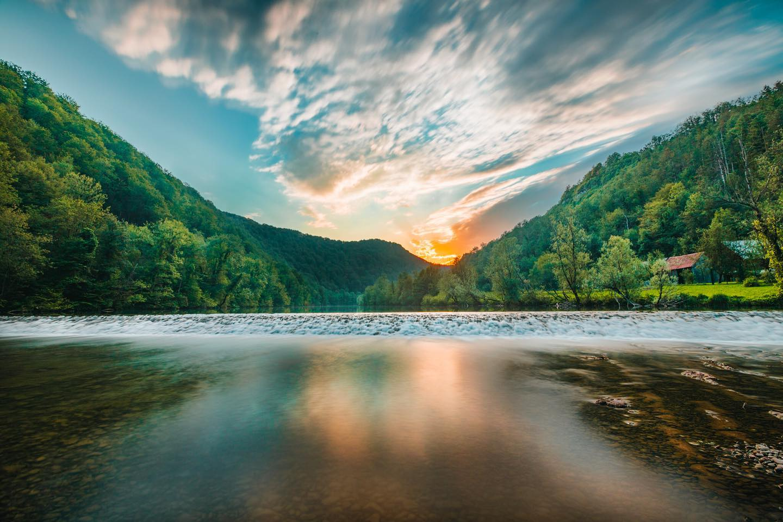 reka Kolpa / Foto: Jan Kocjan
