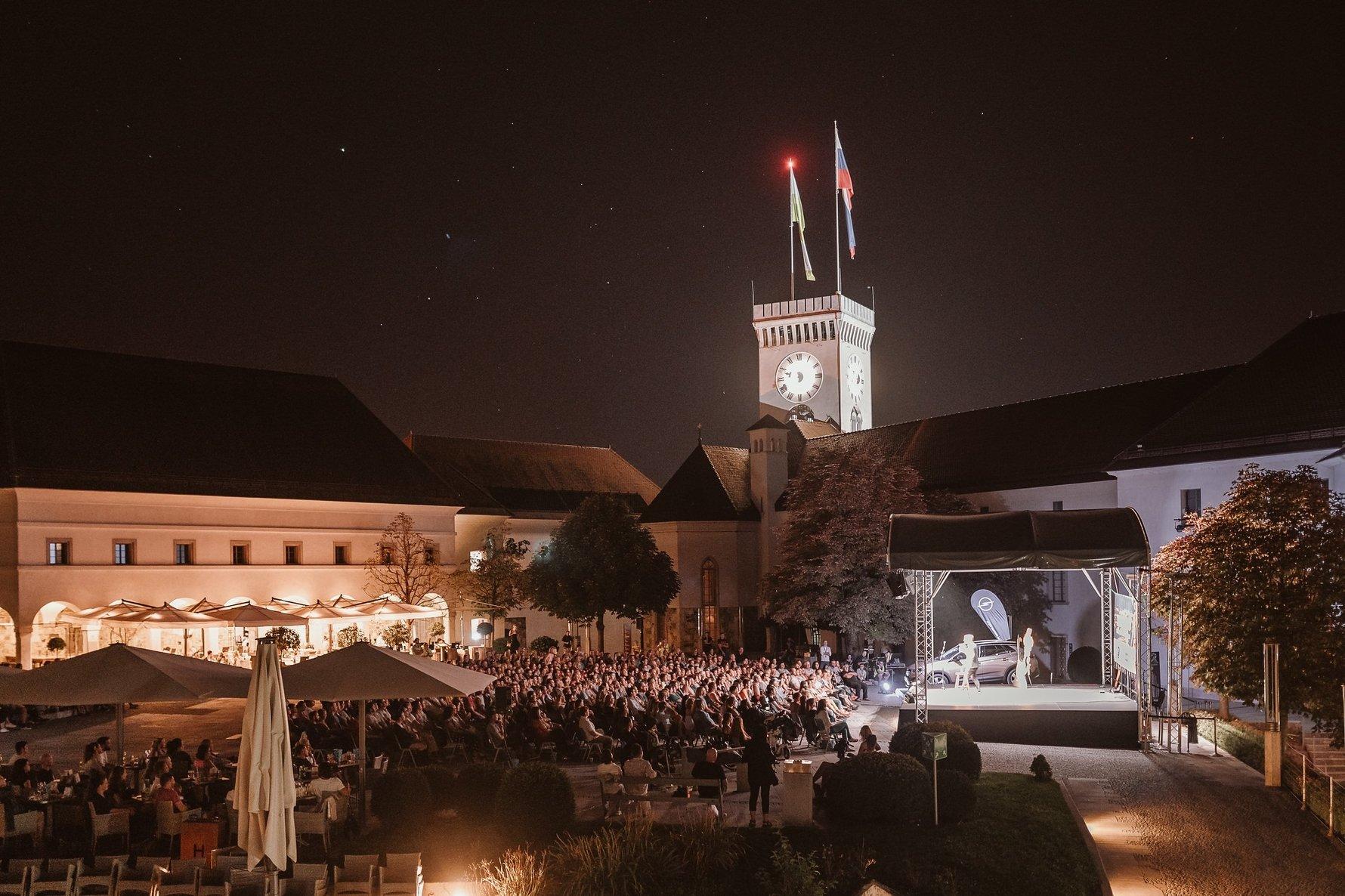 Panč - Festival Stand up komedije, Ljubljanski Grad