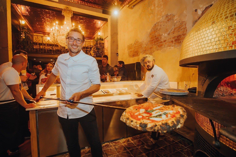 Pop's Pizza Place Ljubljana, Slovenia