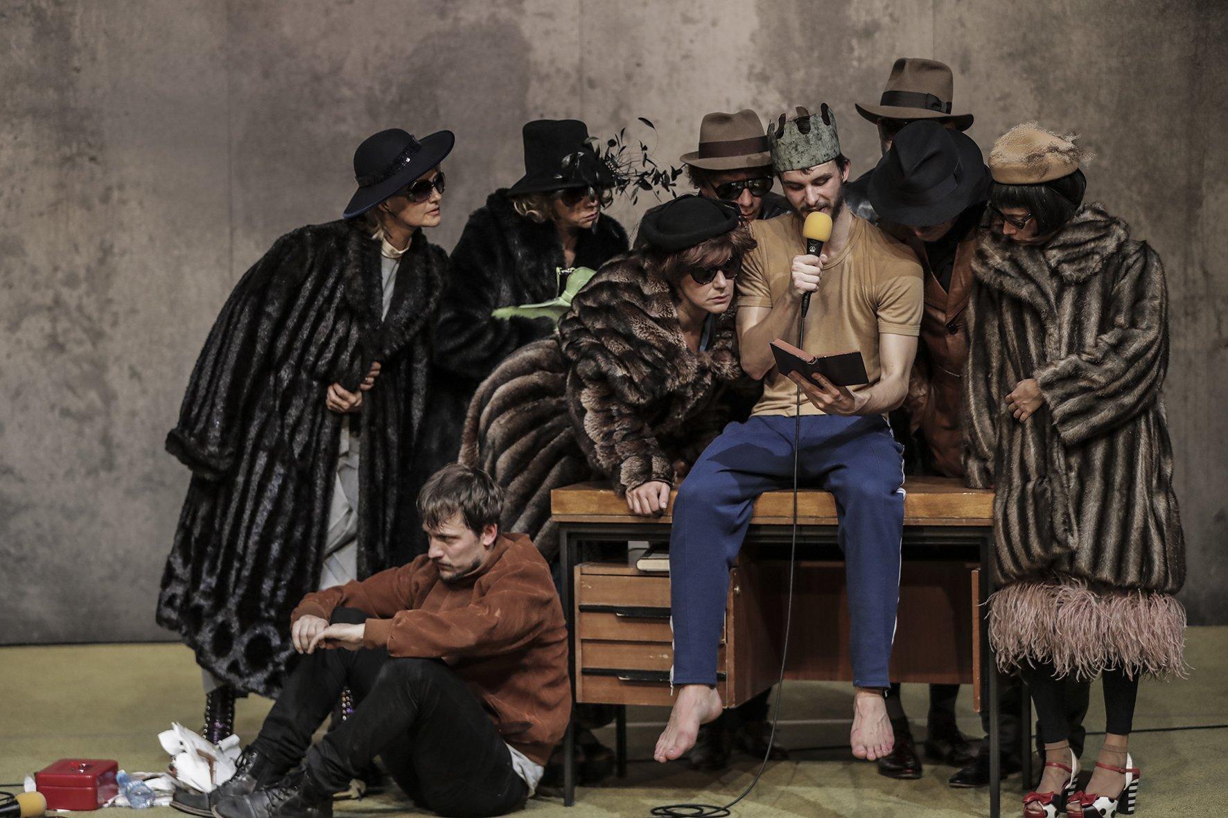 Mestno Gledališče Ljubljansko - Svetovalec