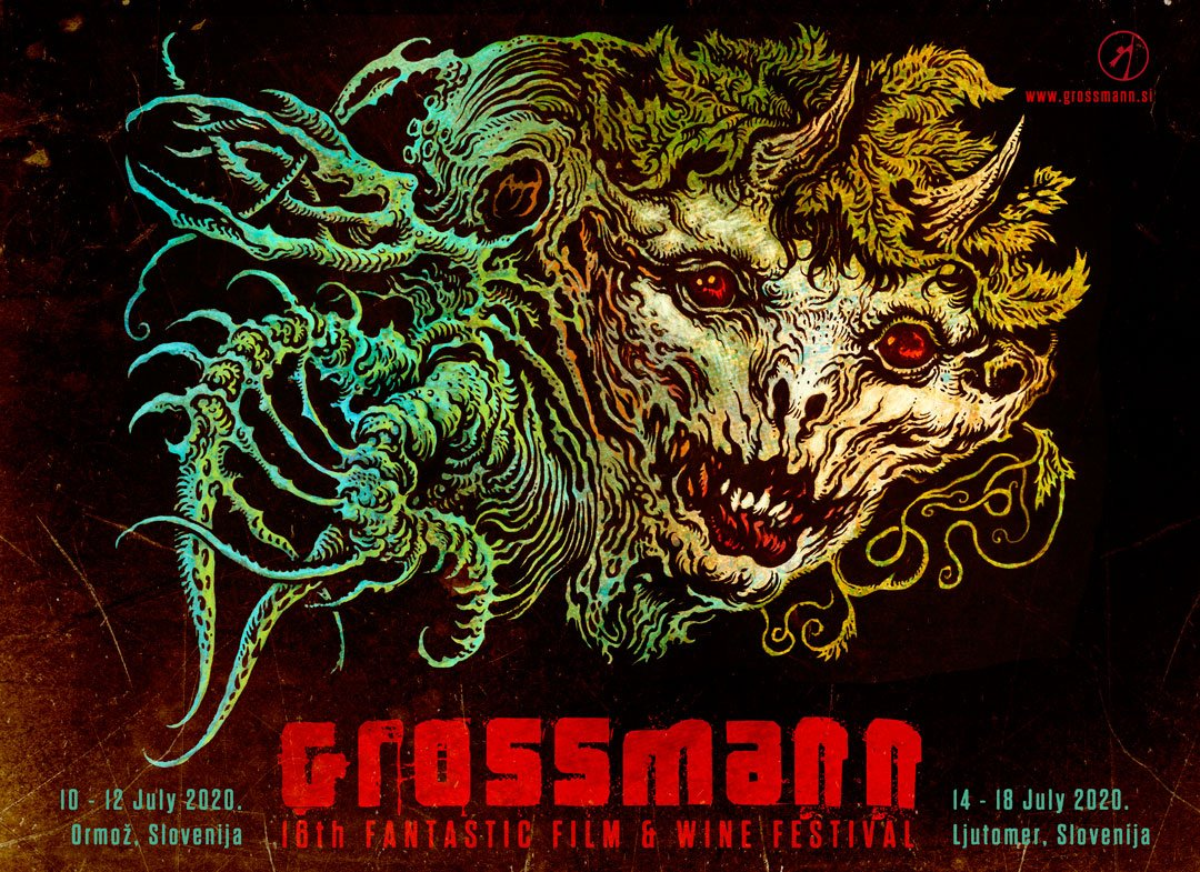 Grossman Festival of Fantastic Film and Wine