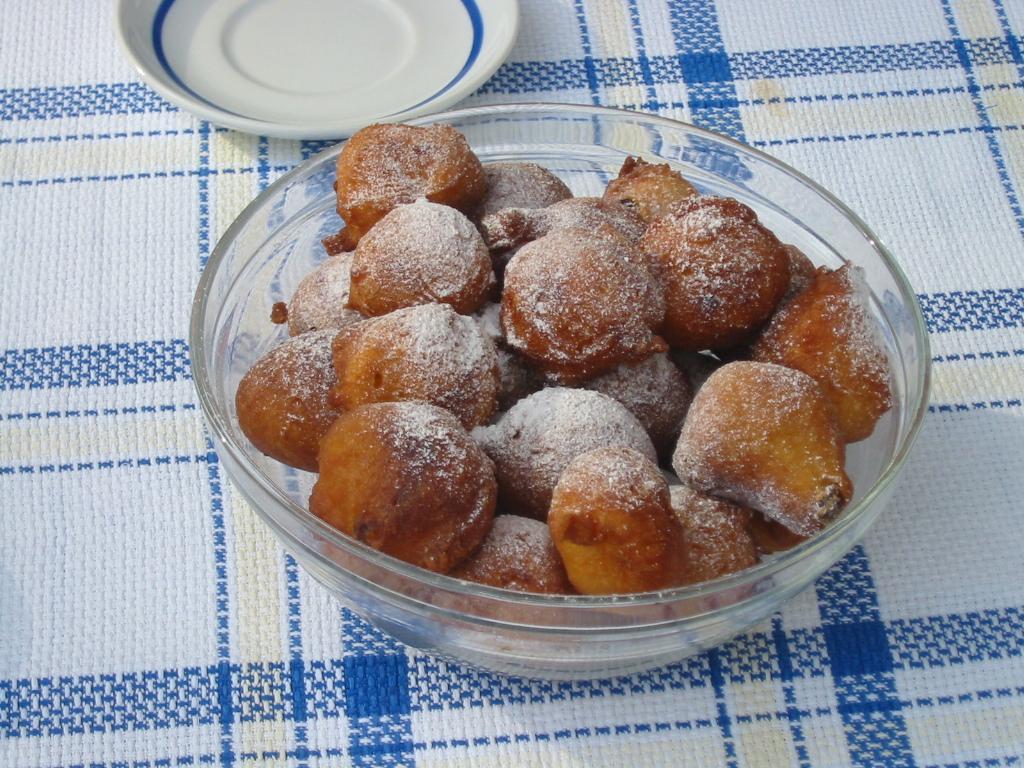 Miške traditional snack