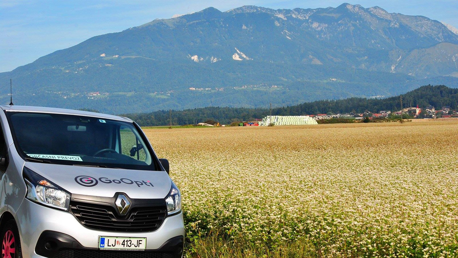 Shuttle from Ljubljana to Bled - GoOpti