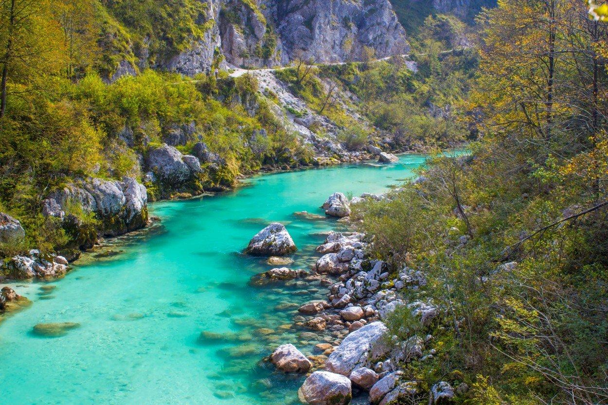 Soča River / Day Trips Slovenia