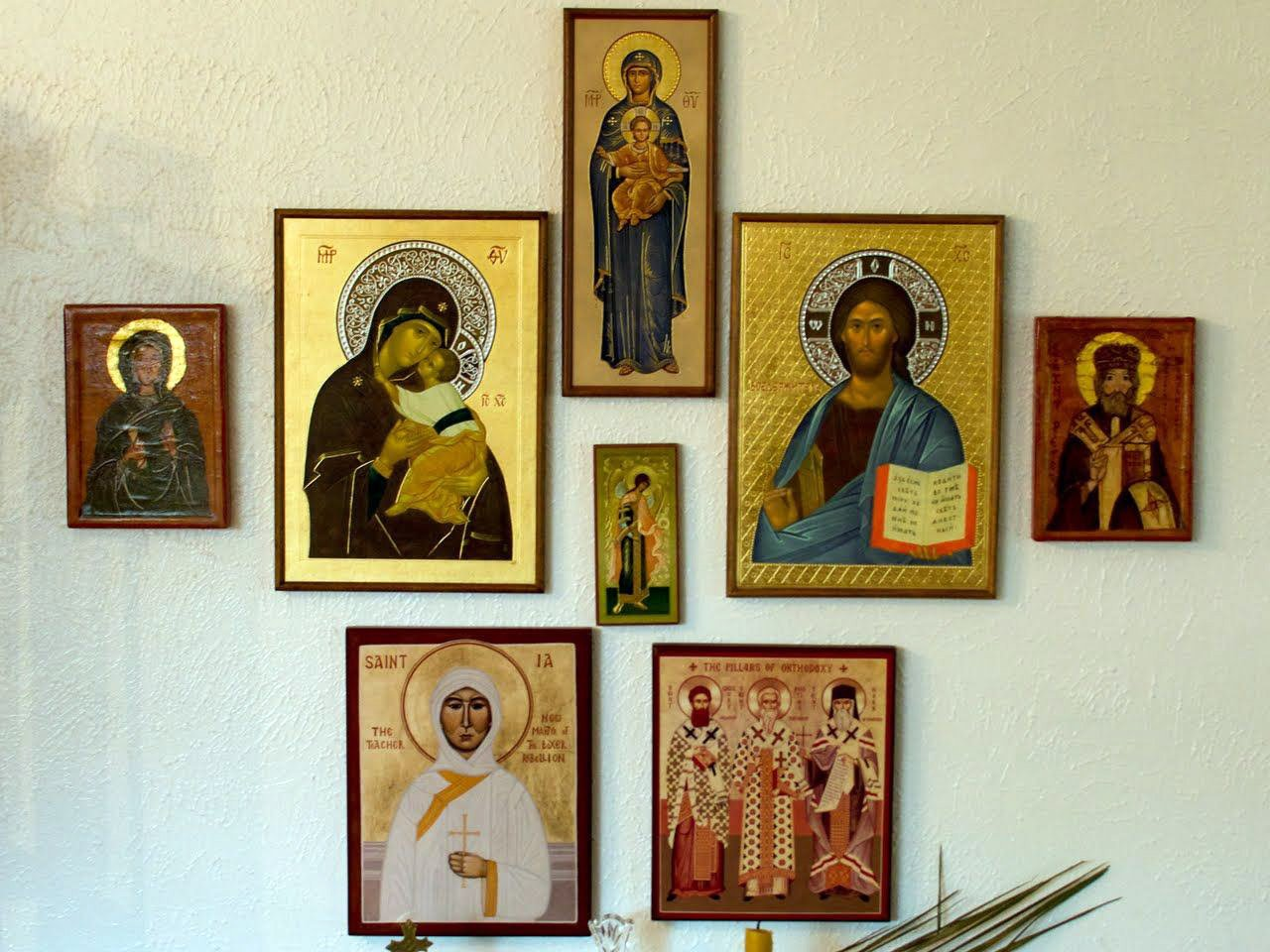 Tips for dating slavic women - Icons on walls