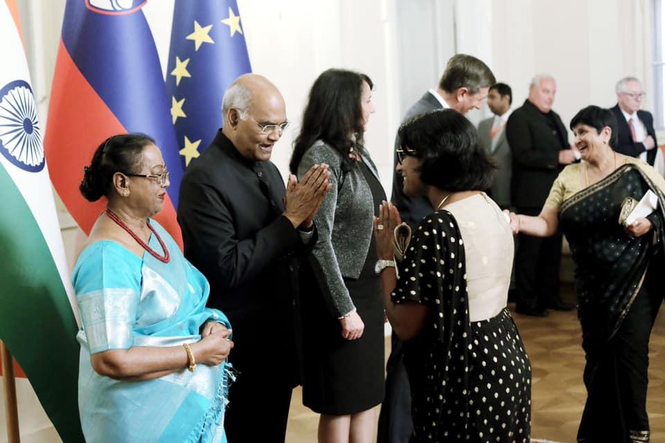 Vesna Nisha Dolinar Interview - Indian Ambassador