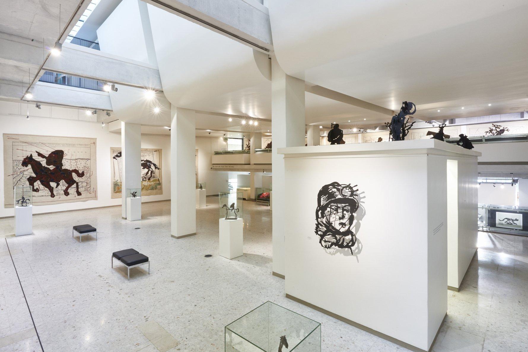 Wits Art Museum in Braamfontein