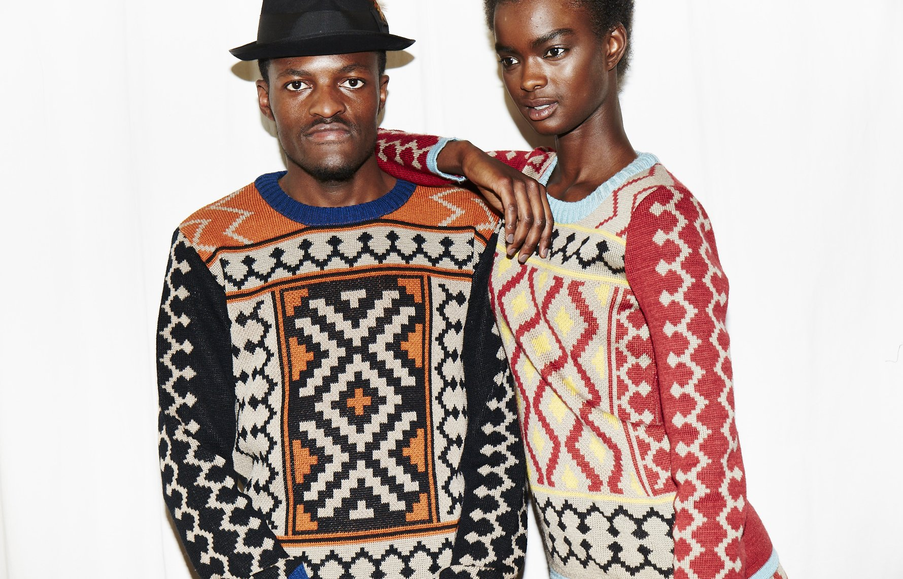 Maxhosa by Laduma shot by Ulrich Knoblauch