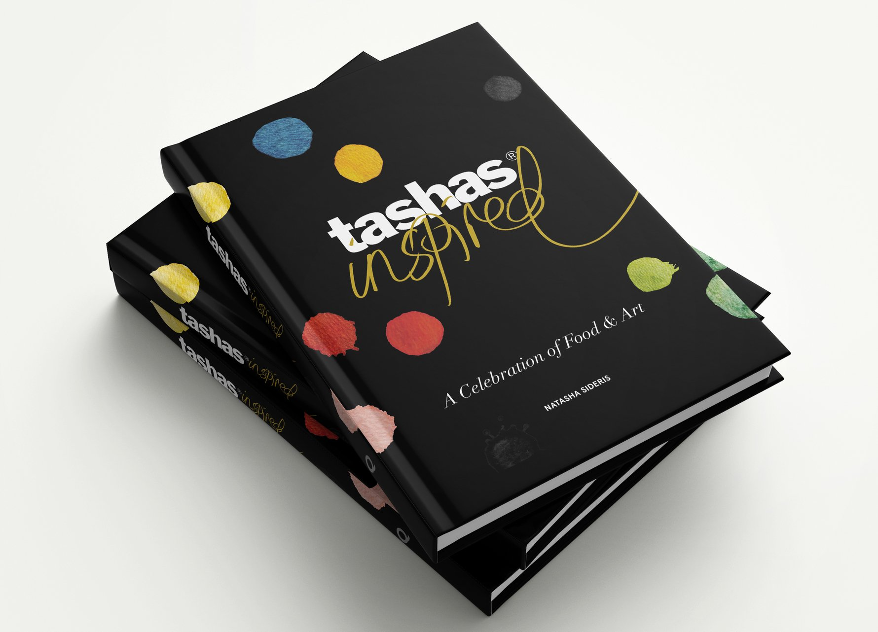 Tashas Inspired Cookbook