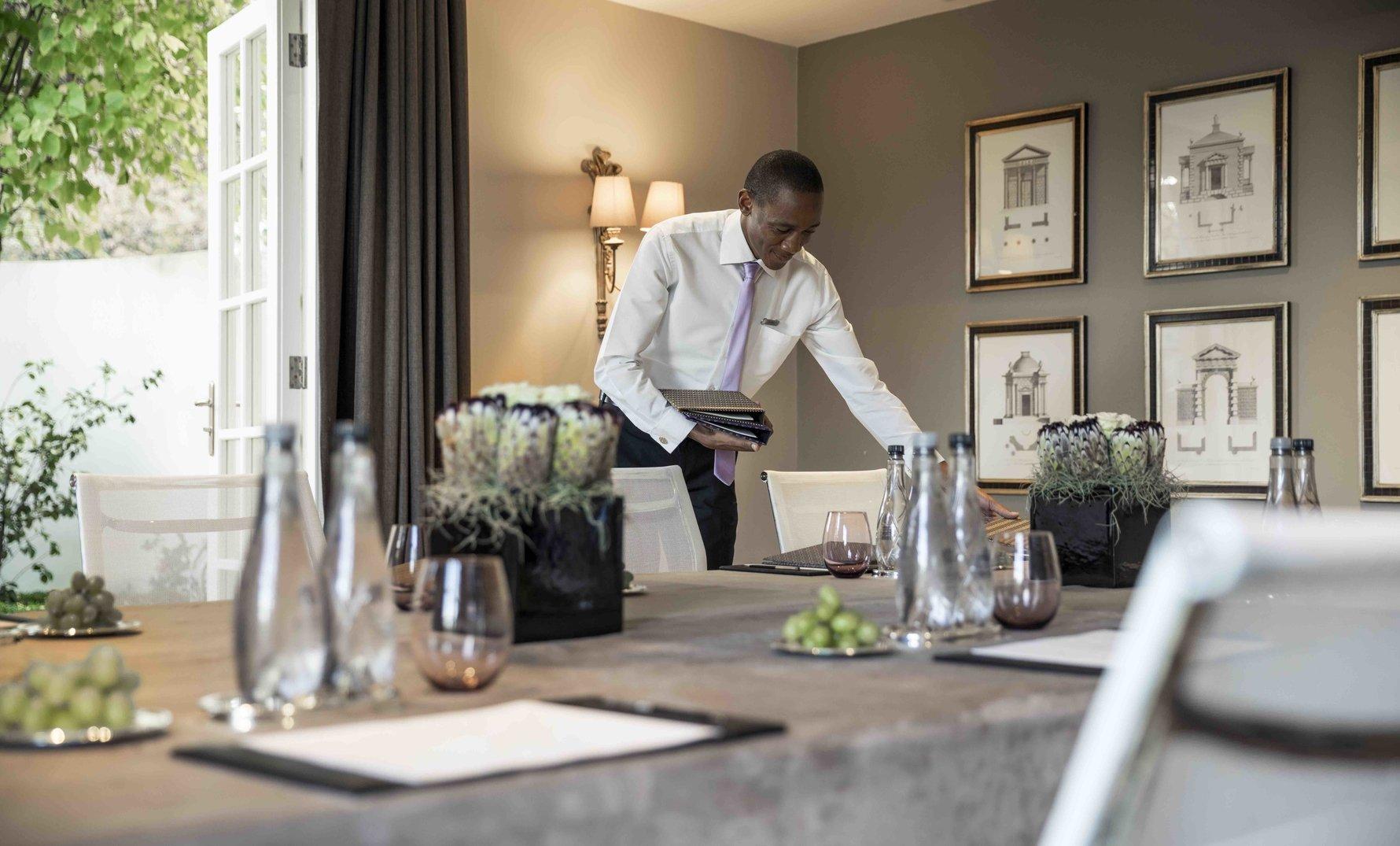 Meetings at Four Seasons Hotel The Westcliff