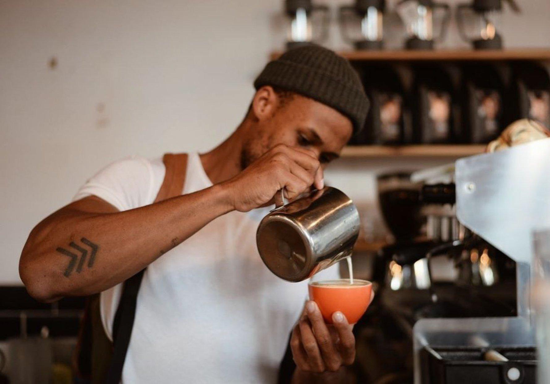 Hillbrewed Coffee at Jewel City