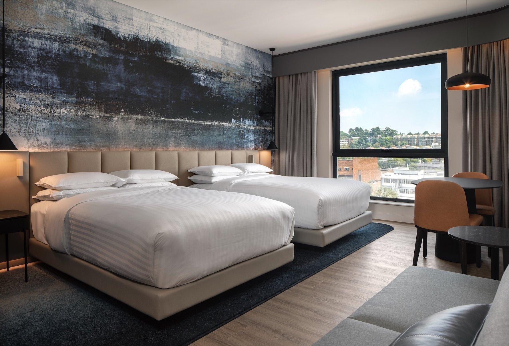 Deluxe Room - Marriott MA