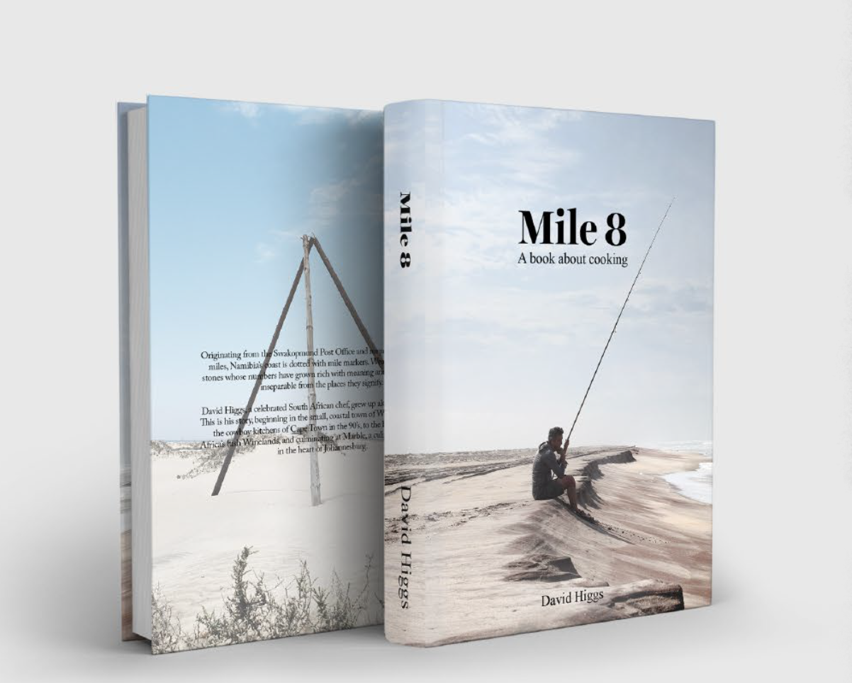 Mile 8 by David Higgs